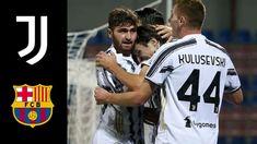Highlights Juventus Vs Barcelona Juventusbarcelona Juventus Barcelona Football Highlight Juventus Highlights