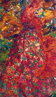 http://www.alisagromova.com/2014/05/russian-floral-print-wool-scarf.html