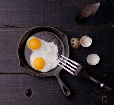 scrambled eggs - null