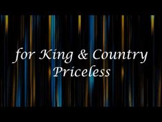 Proof of Your love ~ For King and Country (Lyrics) Proof of Your love (Lyrics) For King and Country Lyrics: If I sing but don& have love I waste my breath w. Worship Songs, Praise And Worship, Praise Songs, Christian Videos, Christian Songs, Gospel Music, Music Songs, The One Lyrics, Christians