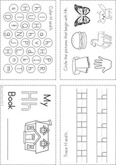 the letter h trace hearts preschool worksheets crafts preschool worksheets kindergarten. Black Bedroom Furniture Sets. Home Design Ideas