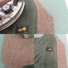 Tweed waistcoat in the making. Tweed Waistcoat, Herschel Heritage Backpack, Mens Suits, Bespoke, Ireland, Menswear, Instagram Posts, Fashion, Dress Suits For Men