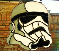 Star Wars Stained Glass | These awesome stained glass suncatchers can be found here !