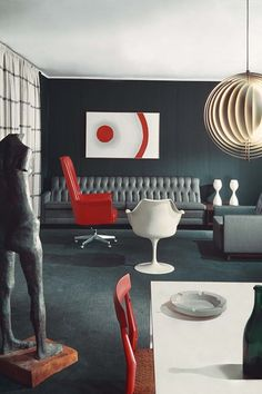 Living rooms from our archive, 1960s retro interiors on HOUSE - design, food and travel by House & Garden.