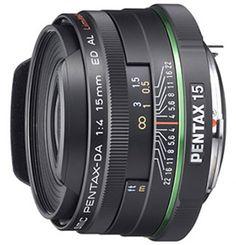 Pentax-DA 15mm F4 Limited Review