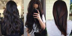 Dark Chocolate Hairstyles! - The HairCut Web