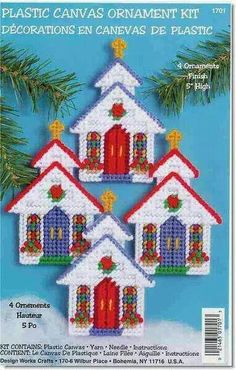 PC Church Ornaments 1/2