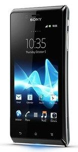 Get Sony Xperia J ST26i Android OS v4.0 SmartPhone at Rs 11142