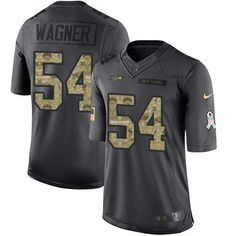 12bb296d163 Nike-Seattle-Seahawks-54-Bobby-Wagner-Anthracite-Stitched-