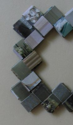 How to Weave a Paper Chain