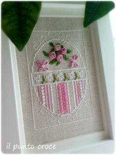 Avela--another piece of beautiful embroidery