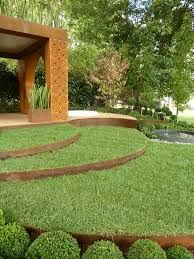 Fantastic Ideas Can Change Your Life: Peony Garden Landscaping Fall desert garden landscaping lawn.Small Garden Landscaping Curb Appeal front garden landscaping how to build. Terraced Landscaping, Front Yard Landscaping, Landscaping Ideas, Acreage Landscaping, Landscaping Software, Garden Stairs, Sloped Garden, Lawn Edging, Lawn And Garden