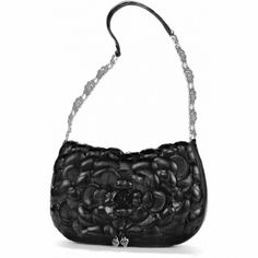 Roselie Flower Shoulderbag available at Brighton Shops, Brighton Bags, Handbag Accessories, Fashion Accessories, Got The Look, Special Occasion, Shoulder Bag, Purses, My Style
