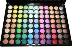 88 Matte Eyeshadow Palette.