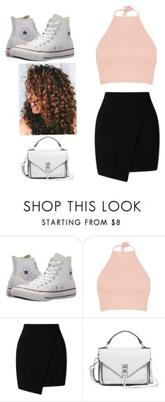 83db7bffd by adanielle123 on Polyvore featuring Converse, Boohoo and Rebecca Minkoff.