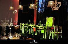 Los XV de LUANA, una fiesta donde se fusionó frescura y elegancia. Mirá el álbum completo en nuestro Facebook Finca Sol y Luna.