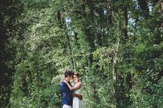Simple & fun wedding in the south of France