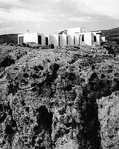 Casa ROZÉS (Juan Antonio Coderch. Roses, 1960-62).