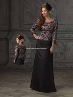 Forever Yours Mothers Dresses - Style 8883