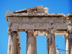 The Parthenon on the Acropolis, Athens, Greece by Snyder Travel, via Flickr