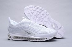 ed24b01deb Nike Air Max 97 White Snakeskin Summit White 921826 100 Sneaker Men's  Women's Shoes - ShoesExtra