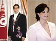 Zine & Leila Ben Ali, Tunisia's first couple of dictatorship