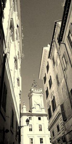 ~Verso Piazza-dell'Orologio, Roma | House of Beccaria