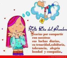 Día Internacional del Hombre - 19 de Noviembre Good Morning Greetings, Good Morning Good Night, Happy Woman Day, Happy Women, Family Love, Smurfs, Happy Birthday, Positivity, Romance