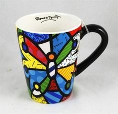 BRITTO Butterfly Mug