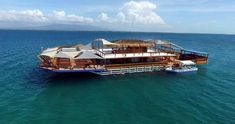 The New Floating Bar of Lakawon Island - A Negros Occidental Beauty
