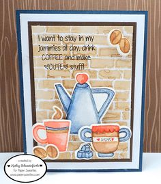 Stamps At Play (Kathy):  2016 Spring Coffee Lovers Blog Hop