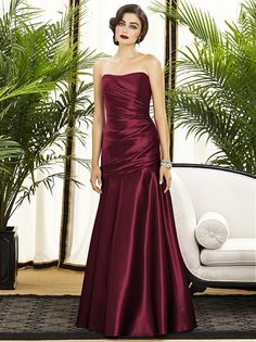 burgundy - Dessy Collection Style 2876 http://www.dessy.com/dresses/bridesmaid/2876/?color=burgundy&colorid=8#.UjXtmWTwJEI