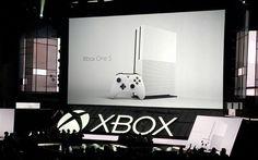 Microsoft XBOX One S 2TB Console: http://amzn.to/1Ue3p7V