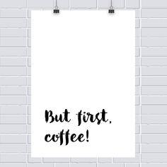 Pôster grátis: Coffee!
