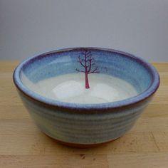 Small Pink Tree Bowl by JuliaSmithCeramics on Etsy, £14.00 (2 bowls)