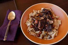 Beef Short Rib Bourguignon - Pair with Silver Oak Cabernet Sauvignon
