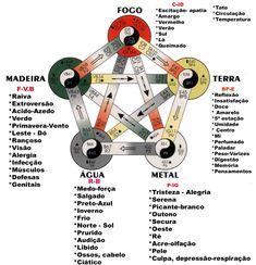 5 Movimentos - Medicina Tradicional Chinesa