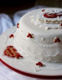Donatella Semalo: Una torta... un destino...
