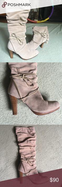 Gabriella Rocha Designer Boots Size 10 women's. High fashion fall/winter boots. gabriella rocha Shoes Heeled Boots