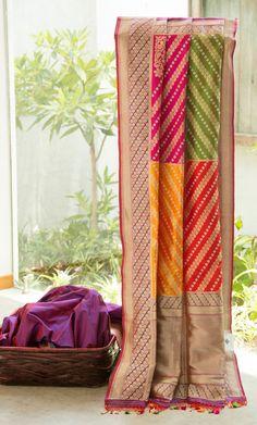 Benares Silk L02489 | Lakshmi