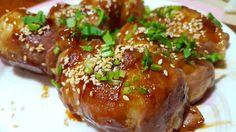 台式燒肉壽司捲