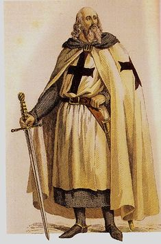 Jacques DeMolay, was the 23rd and last Grand Master of the Knights Templar, leading the Order from April 20, 1292 until it was dissolved by order of Pope Clement V in 1307.
