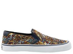 man slip on, all over tiger print eu size chartComposition: 100% Fabric/rubber Sole