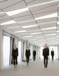 Ceiling systems | Flexo | OWA | Hadi Teherani. Check it on Architonic