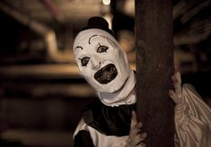 The Clown From 'All Hallow's Eve' Film Is No Laughing Matter!