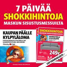 Maskun Kalustetalo Oy on vuonna 1983 perustettu perheyritys, joka on kasvanut yhden miehen huonekaluhallista Suomen johtavaksi huonekalujen jälleenmyyjäketjuksi.