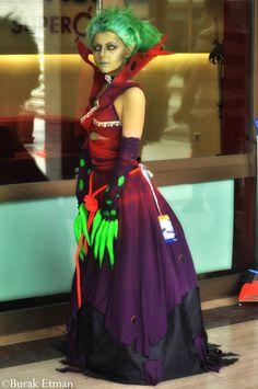 Dota 2 Death Prophet cosplay