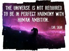 Great Carl Sagan quote.