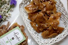 Get your pecan fix with our brittle! http://www.leahspralines.com/Pecan-Brittle-p/pb09.htm