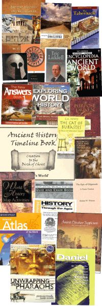 My Father's World - Ancient History - 9th Grade Home School Curriculum